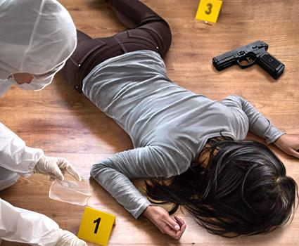 Homicide Squad®: Hidden Object & Matching Puzzle Game